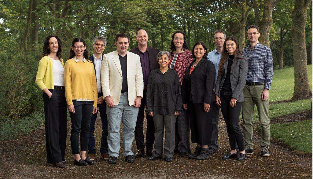 Image of Magnitude Biosciences team members